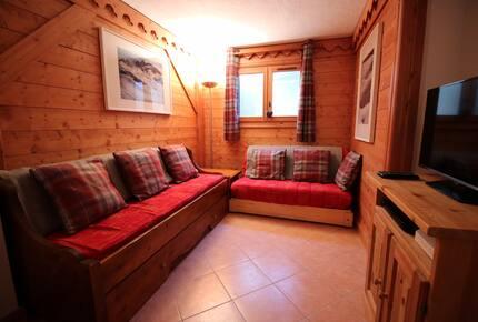 Meribel Mountain Apartment