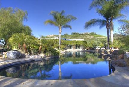 Paradise in the Malibu Wine Trail - Malibu, California