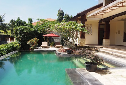 3 Bed Villa set on an Amazing Tropical Estate - Pererenan, Bali, Indonesia