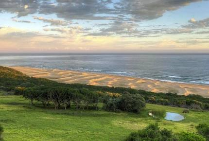 Private Ocean House at The Oceana Beach & Wildlife Reserve - Riet River, South Africa