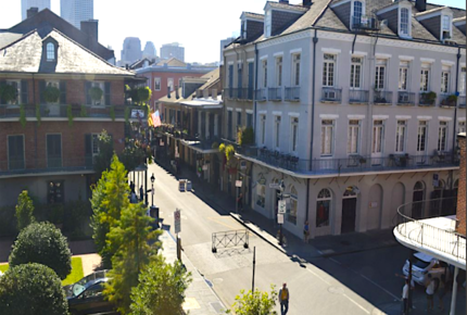 Aioli Apartments- 4A at French Quarter's Center - New Orleans, Louisiana