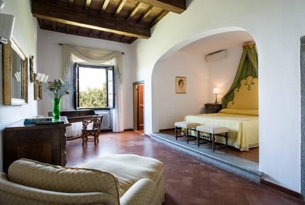 Historic Elegant Villa in a Vineyard near Florence - Impruneta, Italy