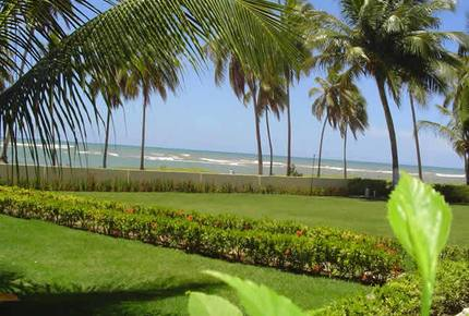 Beach Front Property in Guarajuba