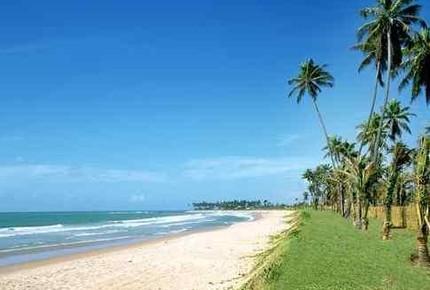 Beach Front Property in Guarajuba - Monte Gordo - Bahia, Brazil