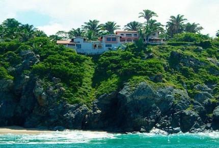 Pacific Oceanfront Villa - Private Beach - Puerto Vallarta