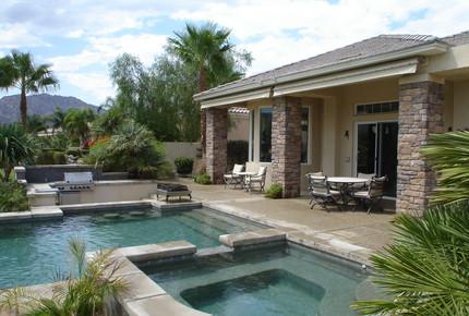 Villa on Greg Norman Resort Course at PGA WEST