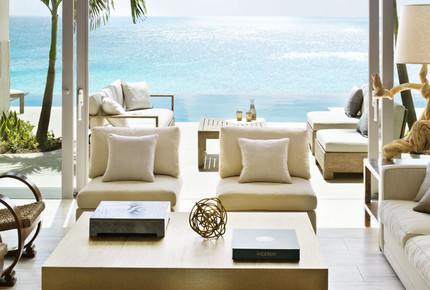 Four Seasons Resort and Residences Anguilla Oceanfront - 4 Bedroom Villa (One Story)