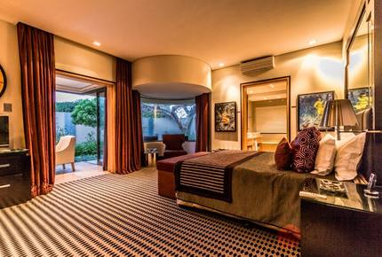 A Suite at The No.5 Boutique Art Hotel - Port Elizabeth, South Africa