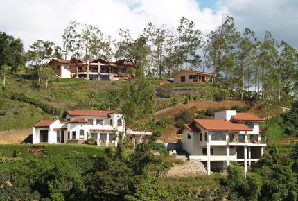 Paradise Getaway Villa in Costa Rica