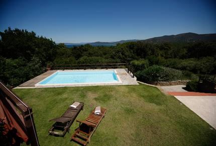 Villa Punta Ala - Punta Ala, Italy