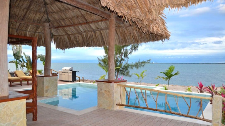 Private Island of Little Harvest Caye | Placencia Belize