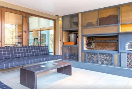 Patagonia House in Arelauquen Golf & Country Club - San Carlos de Bariloche, Argentina