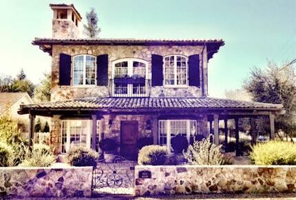 Belle Maison Stone Home