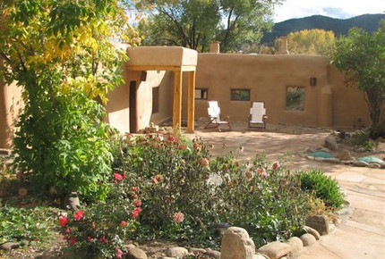 Abode Wonderland near Taos