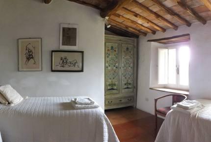 Ancient Farmhouse Torre La Cupa - Baschi, Italy