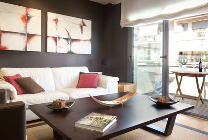 Boutique Barcelona Apartment