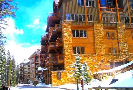 The Keystone Ski in Ski out Dream