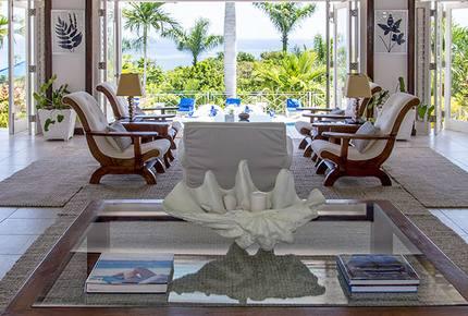 Six Bedrooom, fully staffed Wheelhouse Villa at the Tryall Golf and Beach Club - Sandy Bay, Jamaica
