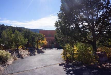 Valencia Ranch Mountain Home Near Santa Fe