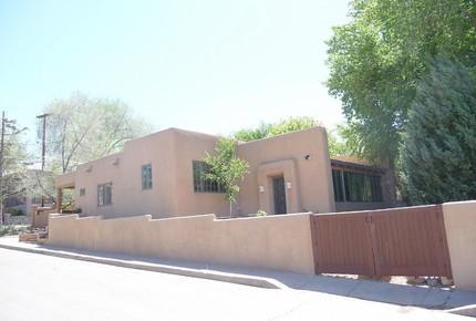 Casa Bonita - Santa Fe, New Mexico