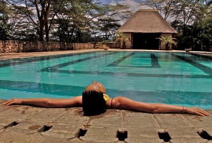 Hippo Point Kenya - Naivasha, Kenya