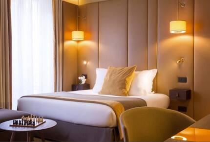 Hotel La Bourdonnais, Paris (HS)