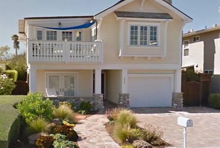 Capitola Beach House - Capitola, California