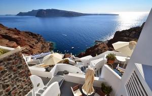 Oia - Santorini, Greece