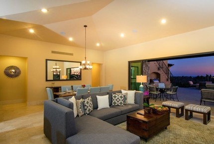 Casitas at Diamante, 3 Bedroom Residence
