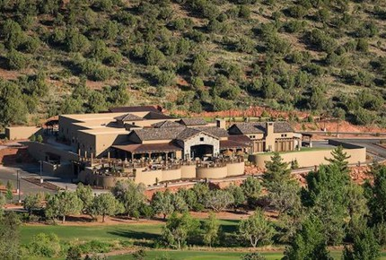 The Club at Seven Canyons - 3 Bedroom Villa - Sedona, Arizona