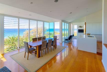 Majestic Sunshine Beach Home