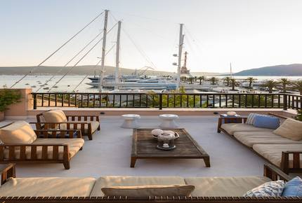 The Penthouse at Porto Montenegro - TIvat, Montenegro