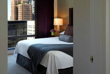 Trump International Hotel and Tower - 2 Bedroom Residence - Park View Corner Suite, Top Floor - New York City, New York