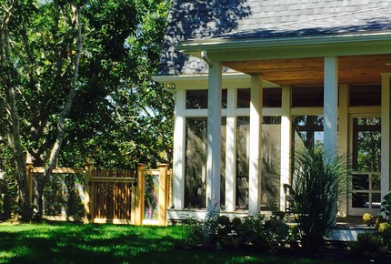 Sleek Katama Farmhouse with Pool - Edgartown, Massachusetts