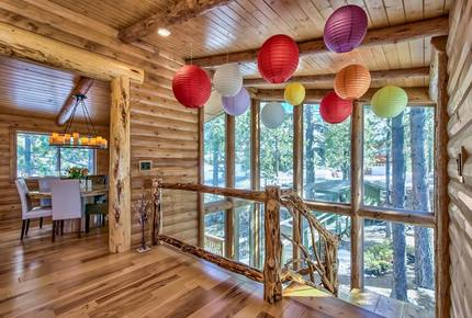 Lake Tahoe's Treehouse - Stateline, Nevada