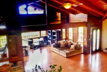 Secluded Kona Home
