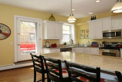 Renovated Brownstone Near Symphony Hall - Boston, Massachusetts