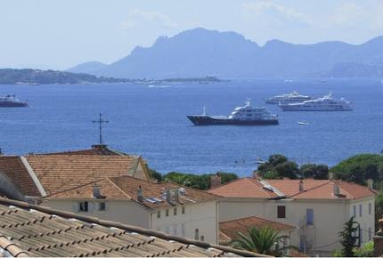 Le Bastide - Stunning Seaview Penthouse in Antibes - Antibes, France