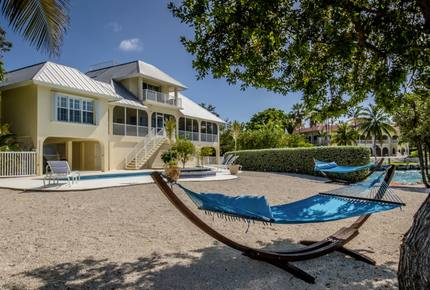 Duck Key Waterfront Home
