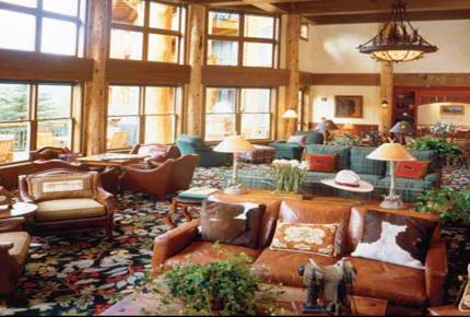 Teton Club- 2 bedroom, 2 bathroom - Jackson Hole, Wyoming
