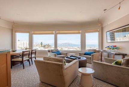 Spectacular Views from SF Condo - San Francisco, California