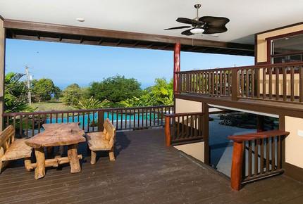 Grandview Hale, a Holualoa Tropical Paradise - Holualoa, Hawaii