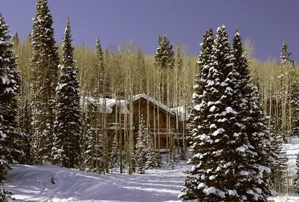 Ski-in, Ski-out Home in The Colony at White Pine Canyon