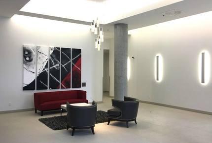 Les Terrasses du Plateau Luxury Penthouse Condo