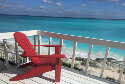 Secluded Oceanfront Tar Bay Beauty - Great Exuma, Bahamas
