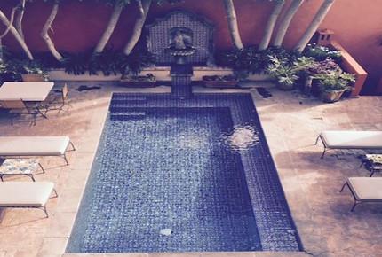 Villa Overlooking La Parroquia - San Miguel de Allende, Mexico