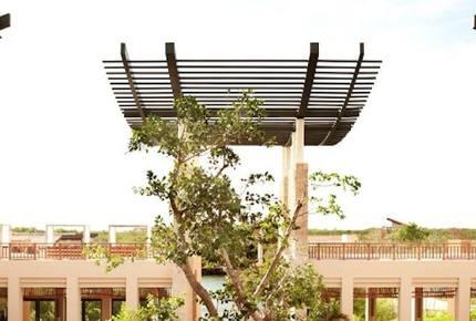 Banyan Tree Bliss, Mayakoba