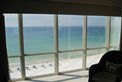 Beautiful Oceanfront View at Oceania - Destin, Florida