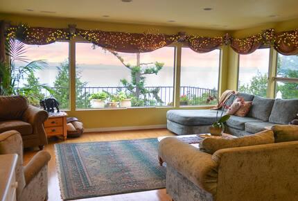 Golden Sunset Home - Seattle, Washington