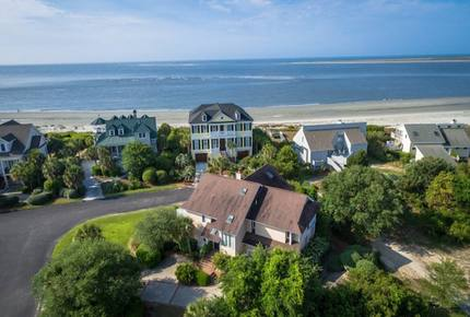Seabrook Island Club - 5 Bedroom Villa